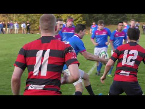 Warwick University vs Coventry University Rugby 01 11 2017