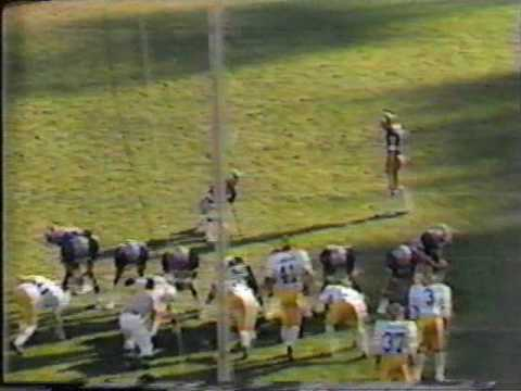 1981 Rose Bowl: Michigan 23 Washington 6 (PART 1)
