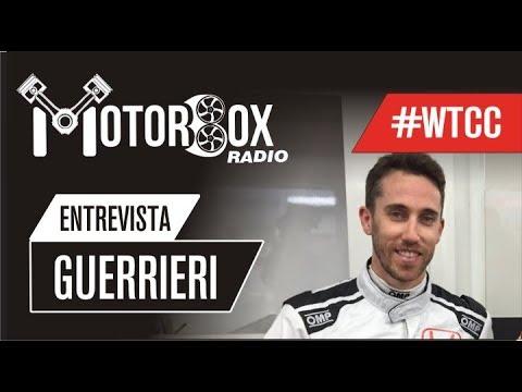 #WTCC Esteban Guerrieri nos habla de la previa para Macao junto a Honda