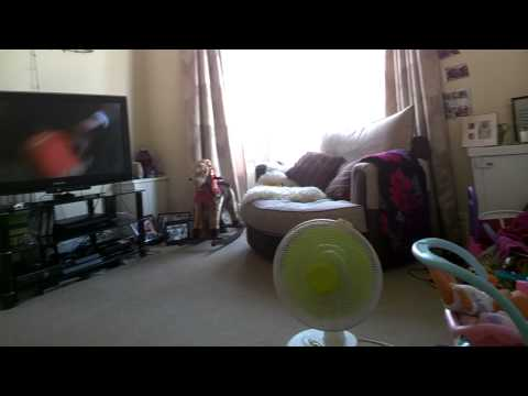 test video on uk google glass