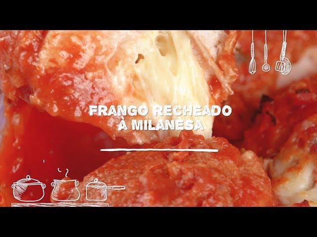 Frango Recheado à Milanesa - Sabor com Carinho (Tijuca Alimentos)