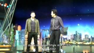 Gangnam Style dance by BIE THE STAR
