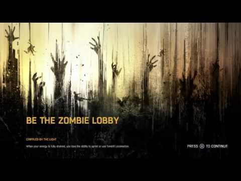 Dying Light, Be The Zombie Lobby OST music