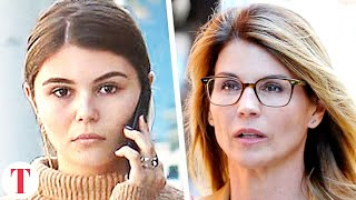 What Will Happen To Olivia Jade If Lori Loughlin Is Found Guilty