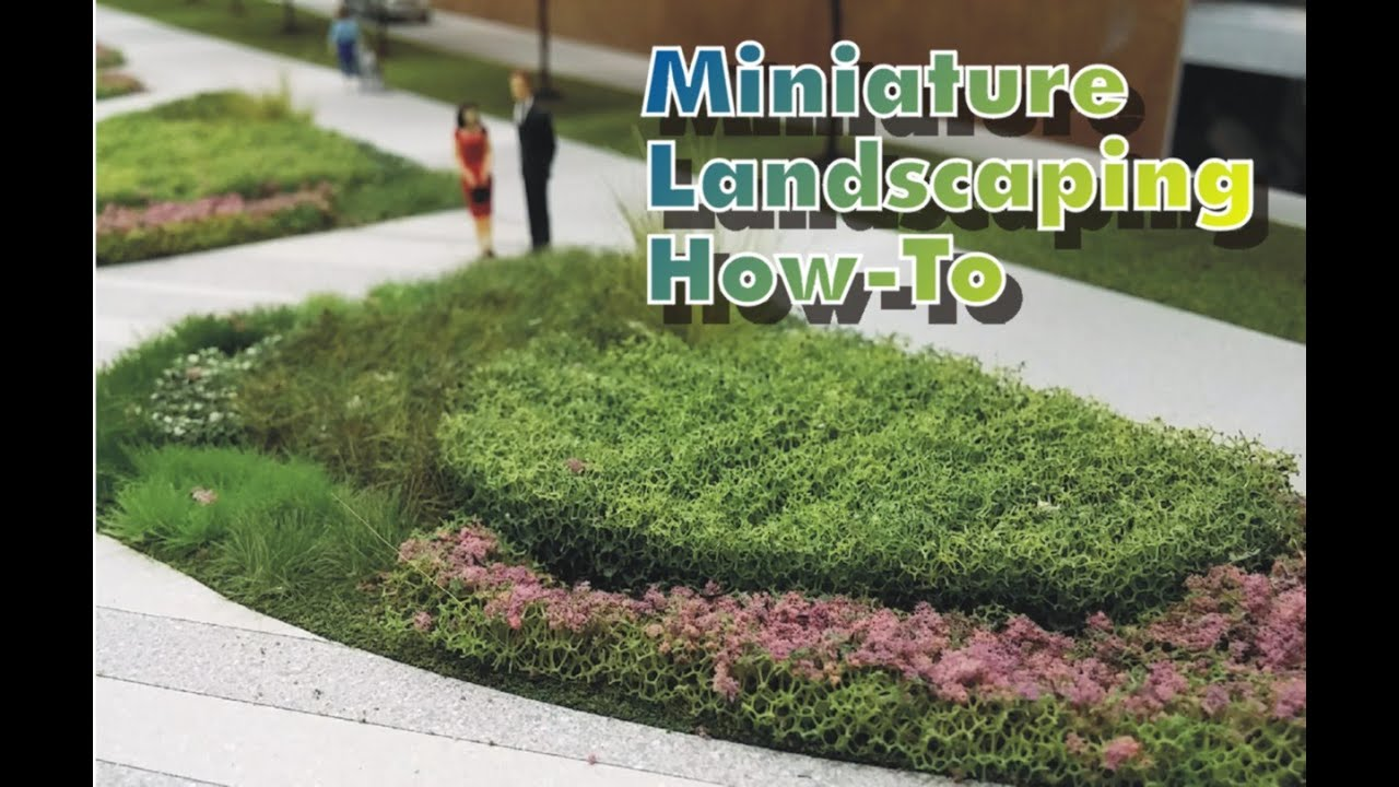 Scale model mbs landscape mat how to youtube scale model mbs landscape mat how to workwithnaturefo