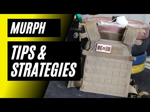 MURPH Workout: Tips and Strategies