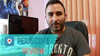 Periscope para Android, Review en Español