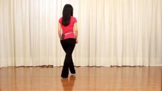 Jamaica Farewell - Line Dance (Dance & Teach in English & 中文)
