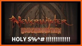 OMG - Neverwinter Will NEVER Be The Same - New Mod 16 Undermountain News