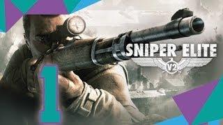 Sniper Elite V2 (Xbox 360) ESPAÑOL | Capítulo 1 | Introducción