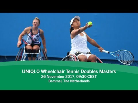 2017 UNIQLO Wheelchair Tennis Doubles Masters | Day 5