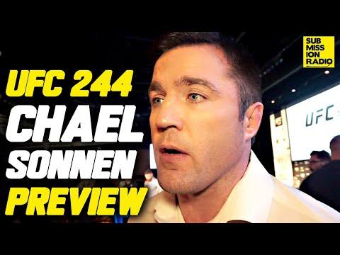 UFC 244: Chael Sonnen on Nate Diaz's One Advantage Over Jorge Masvidal