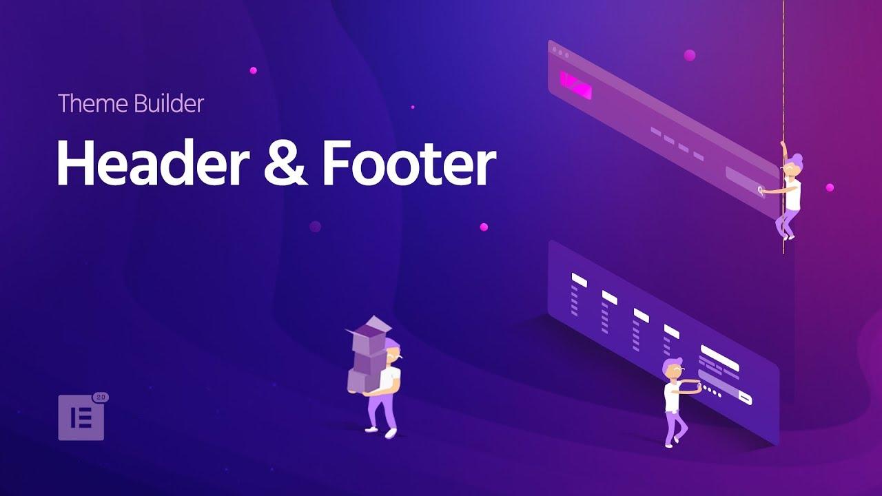 Create WordPress Header Templates With Elementor Theme Builder