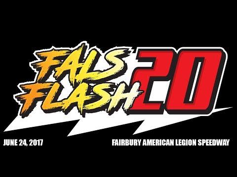 2017 FALS Flash 20 | Heat Race #1