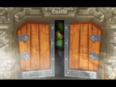 Monster Castle --- Perfect Defense