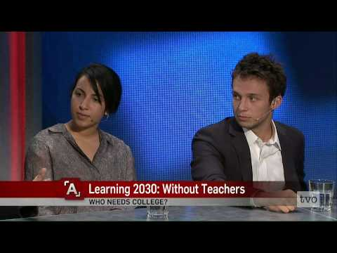 Learning 2030: Without Teachers