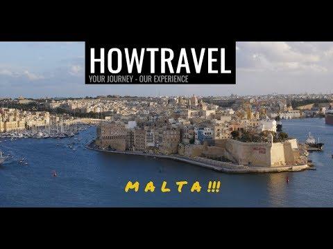 Visit Malta {Visiter Malte} | How Travel