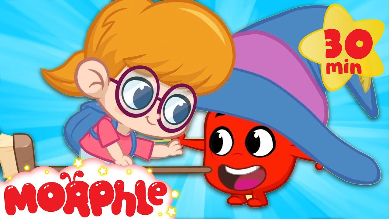Magic Tag! - My Magic Pet Morphle | Cartoons For Kids | Morphle TV | Mila and Morphle