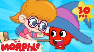 Magic Tag   My Magic Pet Morphle  Cartoons For Kids  Morphle TV  Mila And Morphle