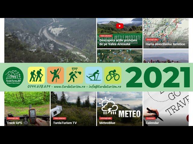 TurdaTurism - Calendar 2021