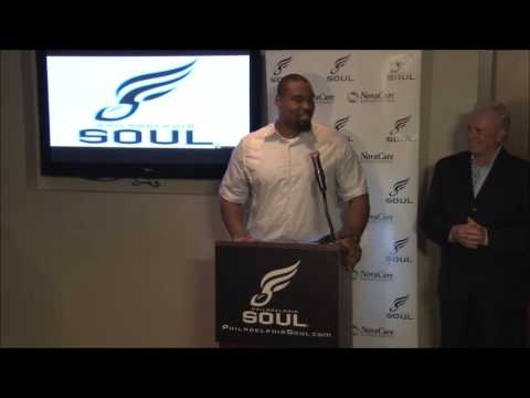 Jahri Evans - Soul New Owner Press Conference