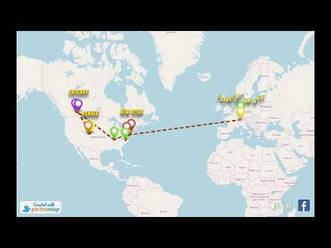 Nordamerika Trip Nov/Dez 2019