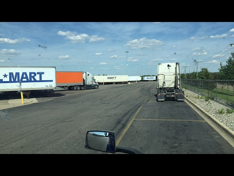 Trucking Midwest Style