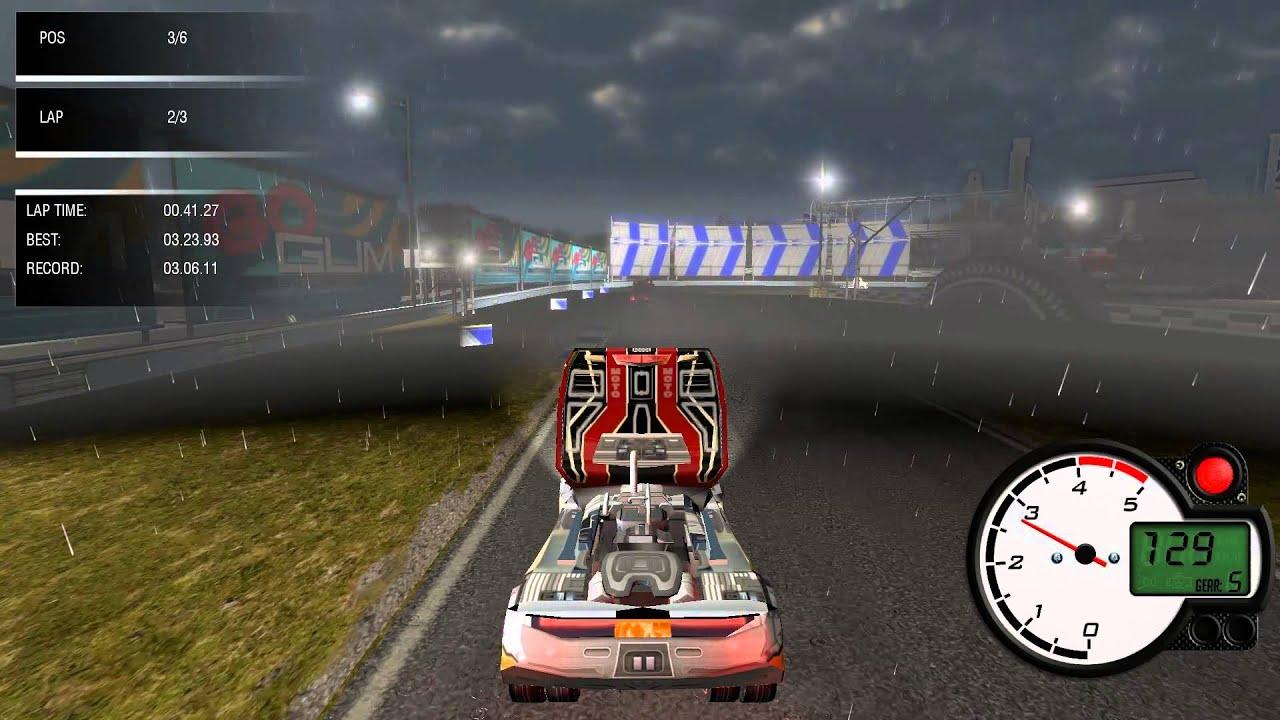 Скачать игры гонки на грузовиках симулятор