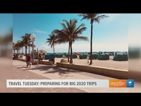 The Top Spring Break And Summer Vacation Spots For 2020