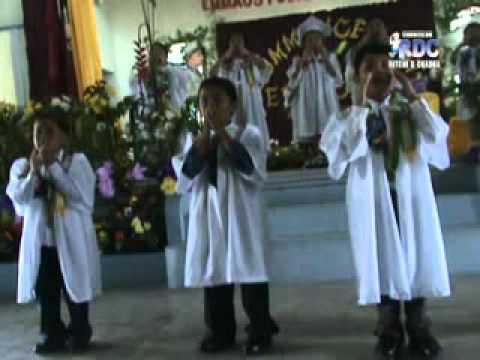 Emmaus Christian School Elementary Graduation 2012 Part 9 of 9_xvid.avi