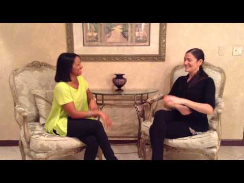 Behind the Scenes Interview with Rochelle Saunders