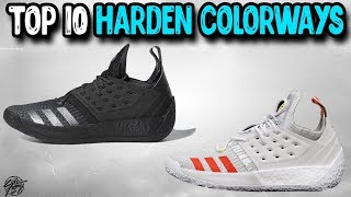 Video Top 10 Adidas Harden Vol 2 Colorways! download MP3, 3GP, MP4, WEBM, AVI, FLV Mei 2018