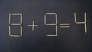 Maths Puzzle With Matchsticks - A Tricky Puzzle For Kids EP # 9 @ jaipurthepinkcity.com