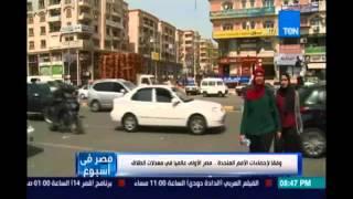 >#>مصر_في_إسبوع>..وفقا لإحصاءات الأمم المتحدة ..مصر الأولي عالميا في معدلات الطلاق بنسبة 40%