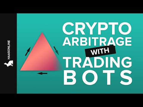 How to Arbitrage with a Crypto Trading Bot (HaasBot)