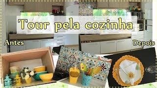 Decorando minha cozinha !