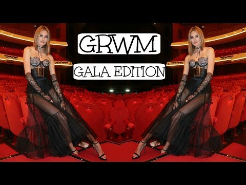 Red Carpet GRWM Vlog | Gala in Amsterdam, Friends, & My Life | Sanne Vloet