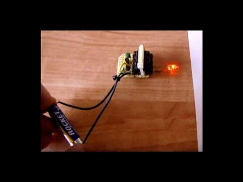 hook up laser diode