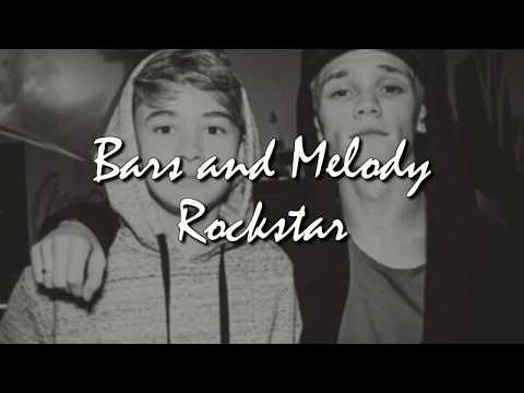Bars and Melody - Rockstar - LYRICS