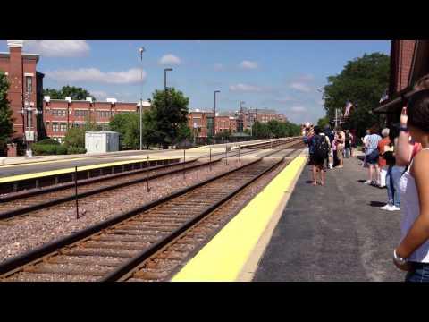 Metra Chicago - UP Northwest - Palatine, IL