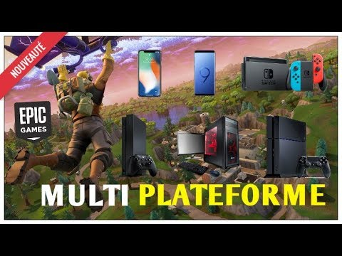 how to add a ps4 player on fortnite from pc