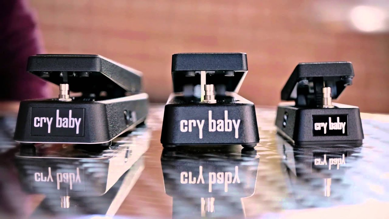 Dunlop Cry Baby Vintage Wah Pedals Demo Youtube