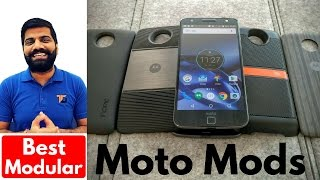 Moto Mods Explained | True Modularity?