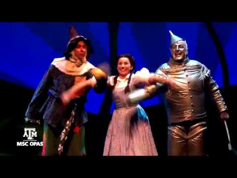 See The Wizard of Oz Onstage in College Station