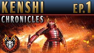 Kenshi Chronicles PC Sandbox RPG - EP1 - THE HOLY NATION