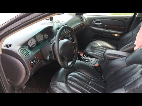 Авто обзор Chrysler (Крайслер) 300М