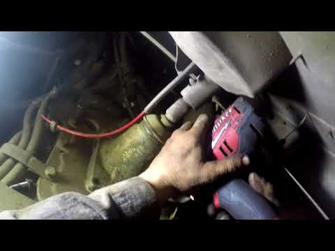 Kenworth T800 Clutch Removal YouTube