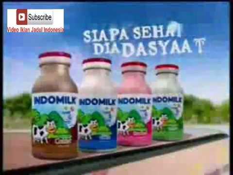 Iklan Indomilk Dahsyat Jadul Banget