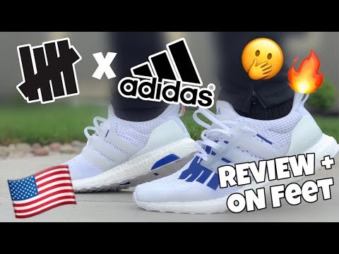 ADIDAS UNDEFEATED ULTRA BOOST USA 1.0