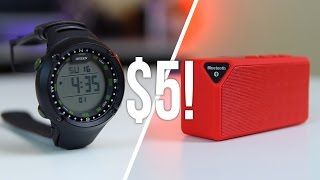 Top 5 BEST Tech Under $5!